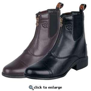 Ariat Heritage III zip paddock boot 4LR