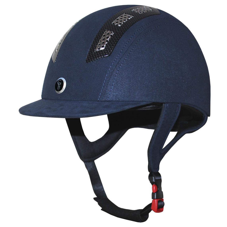 Gatehouse Chelsea Air Flow Pro Suedette Riding Hat